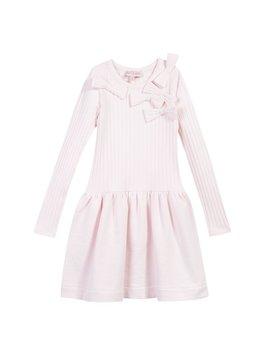 Lili Gaufrette Luton Dress - Light Pink