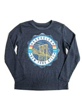 Californian Vintage LS Crew - Seal