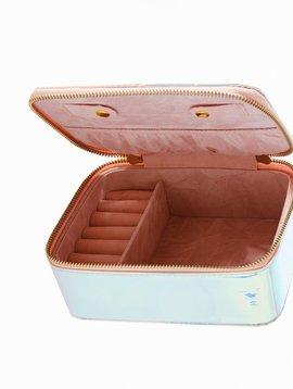 Stoney Clover Lane Jewelry Box - iridescent