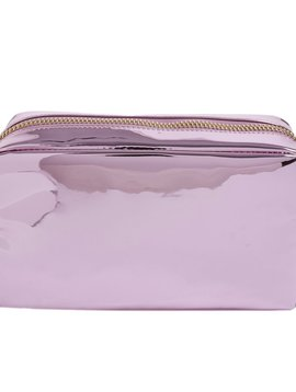 Stoney Clover Lane Pink Patent Pouch
