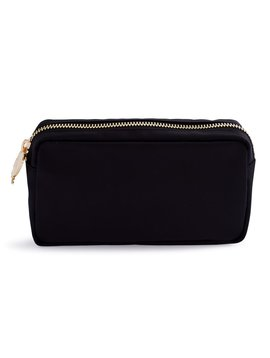 Stoney Clover Lane Black Nylon Pouch