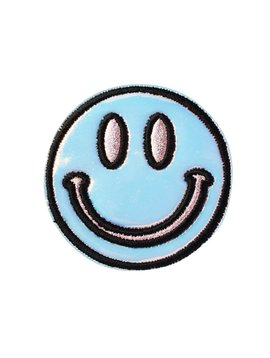 Stoney Clover Lane Puffy Smiley Face Patch