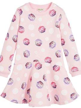 Kenzo Dandelion Skater Dress