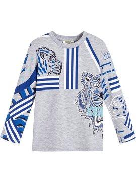 Kenzo Tiger Friends T-Shirt