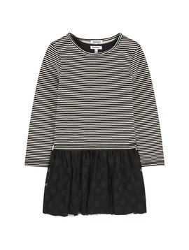 3pommes & B-Karo 2pc Dress with Sweater