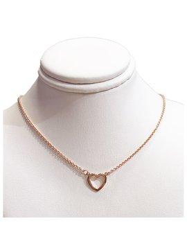 BRIATI Open Heart Necklace