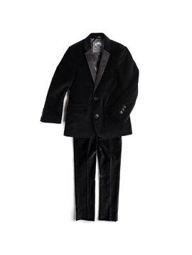 Appaman Black Velvet Mod Suit