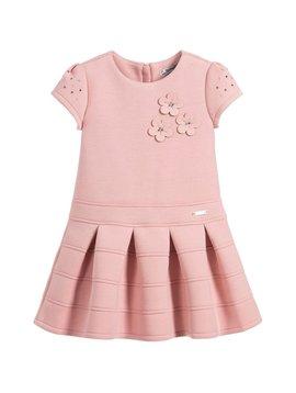 Mayoral Pink Jersey Dress