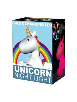 Iscream Color Changing Unicorn Night Light