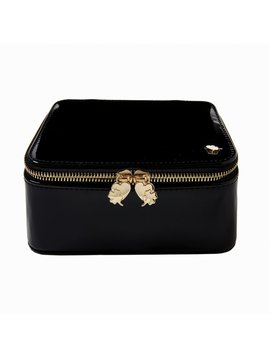 Stoney Clover Lane Jewelry Box - Patent Black