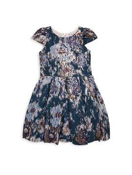 Zoe Ltd Haze Brocade Dress