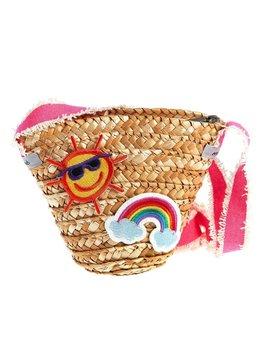 ooahooah Rainbow Sunny Basket Bag