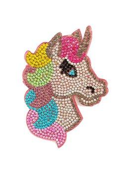 Bari Lynn Unicorn Clip Pink