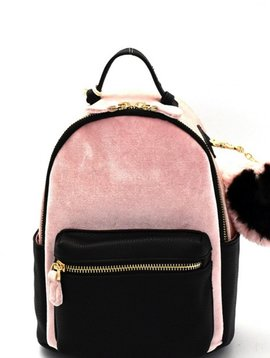 Sugar Bear LOVE Backpack - Blush