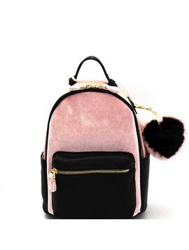 Sugar Bear LOVE Backpack - Blush