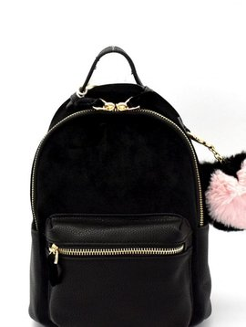 Sugar Bear LOVE Backpack - Black
