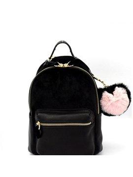 Sugar Bear LOVE Backpack - Black
