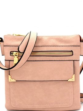 Sugar Bear Kiss Blush Crossbody