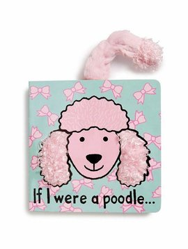 Jellycat If I Were a Poodle