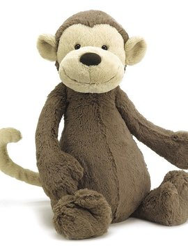Jellycat Large Bashful Monkey