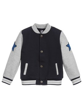 3pommes & B-Karo Star Baseball Jacket