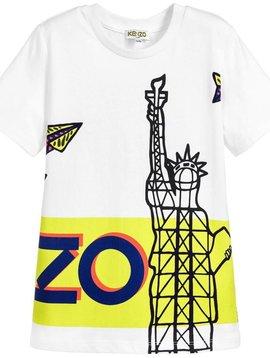 Kenzo Liberty Paper Planes T-Shirt