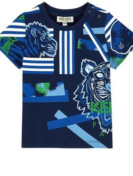 Kenzo Tiger & Friends T-Shirt