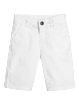 3pommes & B-Karo White Cotton Short