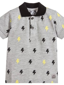 3pommes & B-Karo Lightning Bolt Polo