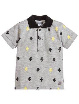 3pommes & B-Karo Lightning Bolt Polo