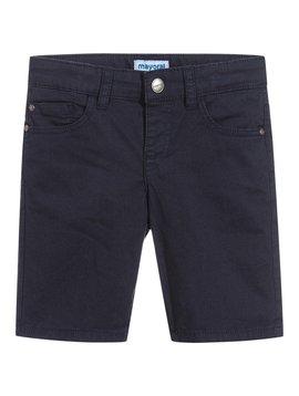 Mayoral 5 Pocket Cotton Short - Navy