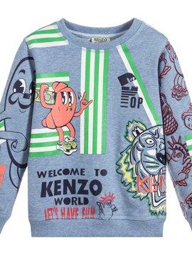Kenzo Comic Food Sweatshirt