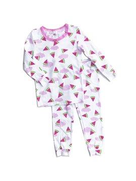 Esme Loungewear Watermelon Long Sleeve Pajamas