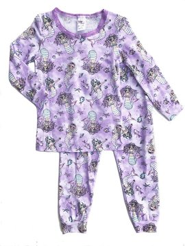 Esme Loungewear Mermaid Long Sleeve Pajamas
