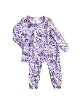 Esme Loungewear Mermaid Long Sleeve Pajamas
