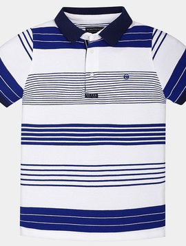Mayoral Stripe Polo
