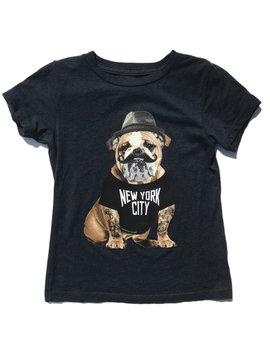 Californian Vintage NYC Dog T-Shirt