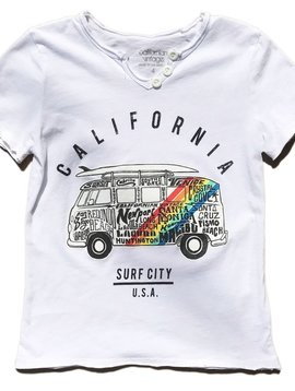 Californian Vintage Venice Peace T-Shirt