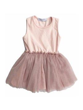 Sugar Bear Soft Tulle Dress