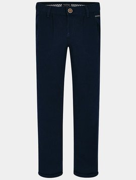 Mayoral Soft Navy Chino Trousers