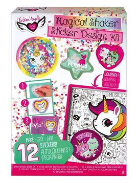 Fashion Angels Magical Sequin Shaker Design Kit