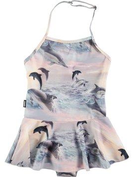 molo Noelle Swimsuit - Dolphin