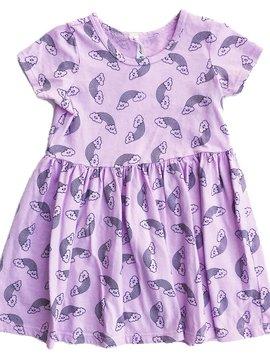 Pink Peony Rainbow Smiles Dress - Pink Peony Kids