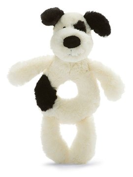Jellycat Puppy Rattle