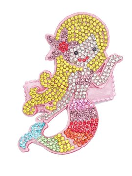 Bari Lynn Emoji Clip - Mermaid Rainbow