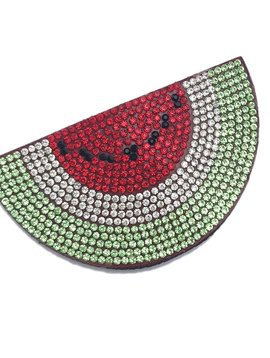 Bari Lynn Emoji Clip - Red Watermelon