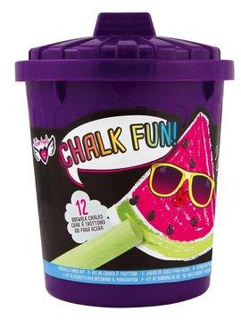 Fashion Angels Garbage Can of Chalk Fun