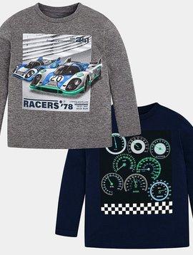Mayoral Racer Shirt Set - Mayoral Clothing