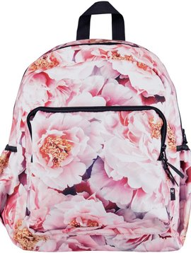 molo Peonies Big Backpack - Molo Kids