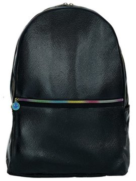 Iscream Black Metallic Backpack - I-Scream